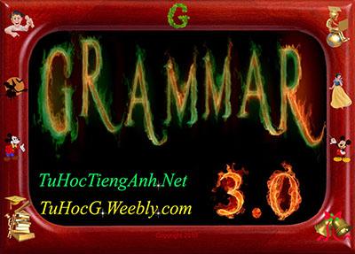 Phần mềm tự học tiếng anh Grammar 3.0 Gramma12