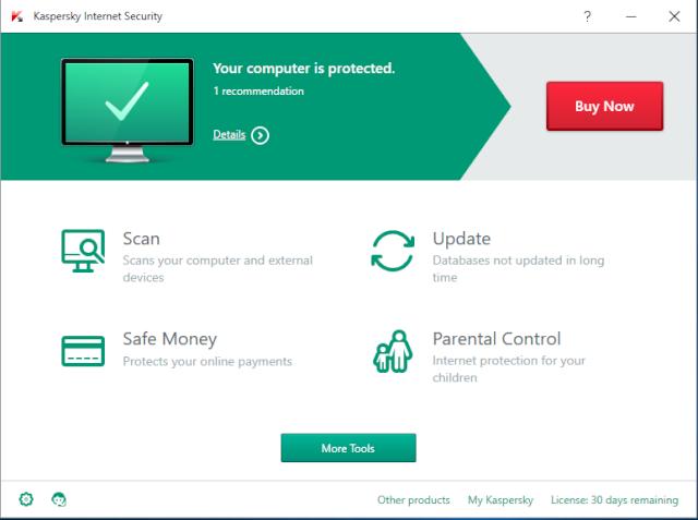 Kaspersky Internet Security 2016 16.0.1.445- Phần mềm diệt virus tốt nhất năm 2015 Kasper10