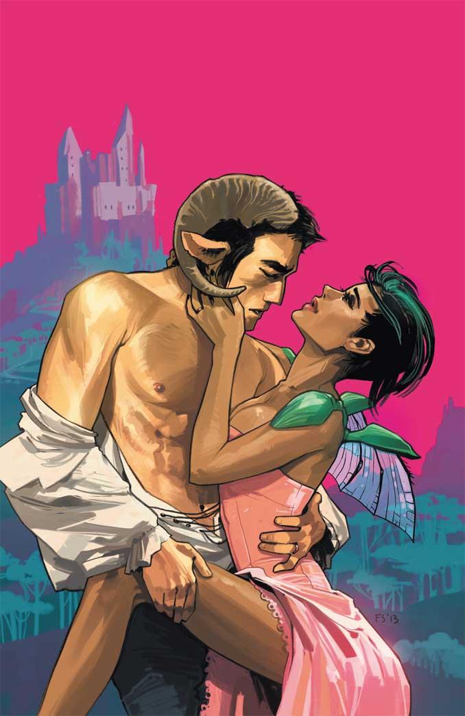 [Comics] B. K. Vaughan - F. Staples (Saga) Markoa10