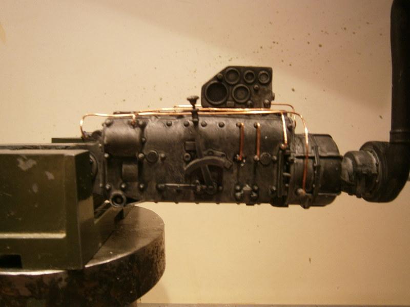 Panzer IV  1:16  Trumpeter P3060010