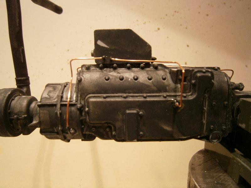 Panzer IV  1:16  Trumpeter P3060011