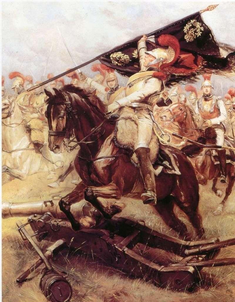 Jacquemin et le drapeau de Arkhangelogorod - Austerlitz 1805 61-110