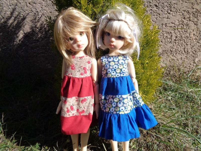 2ème leçon de couture de Léoniepimpon pour Camille et Mathilde Dsc02212