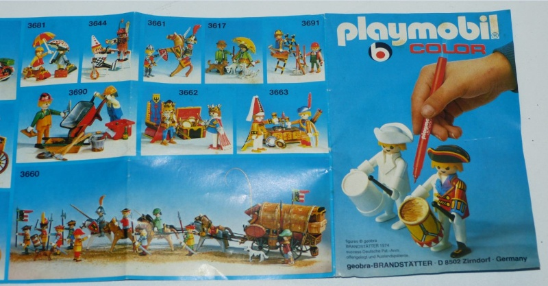 [PLAYMOBIL] Gamme COLOR Color018