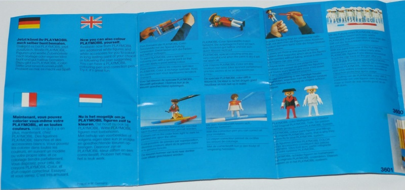 [PLAYMOBIL] Gamme COLOR Color019