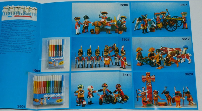 [PLAYMOBIL] Gamme COLOR Color020