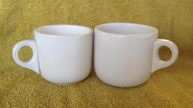 Ambrico e/w cups and saucers like smaller railway cups 700a10