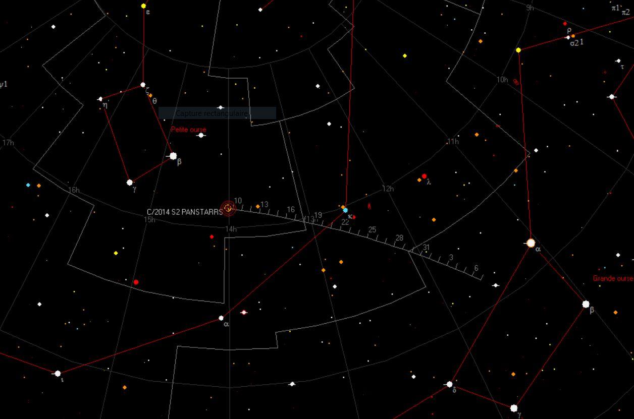 Comètes Comete10