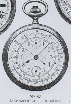 "Breitling - Chronographe gousset 19""' Breitling ?? 14556311"