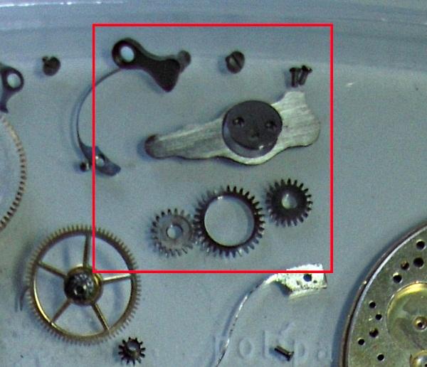 """Breitling - Chronographe gousset 19""""' Breitling ?? Dscn9611"""