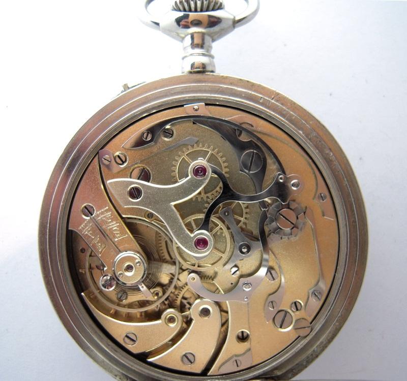 """Breitling - Chronographe gousset 19""""' Breitling ?? Dscn9710"""