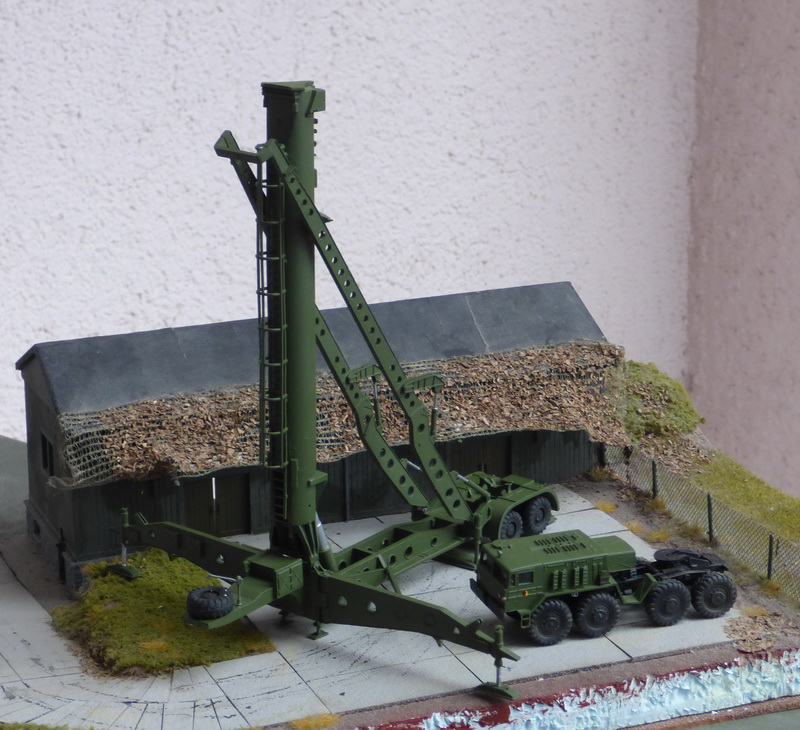 Fla-Raketenkomplex S-300PMU 0000110