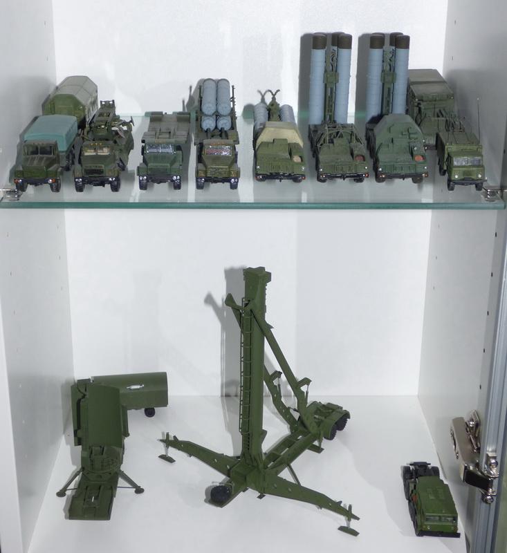Fla-Raketenkomplex S-300PMU 0000510
