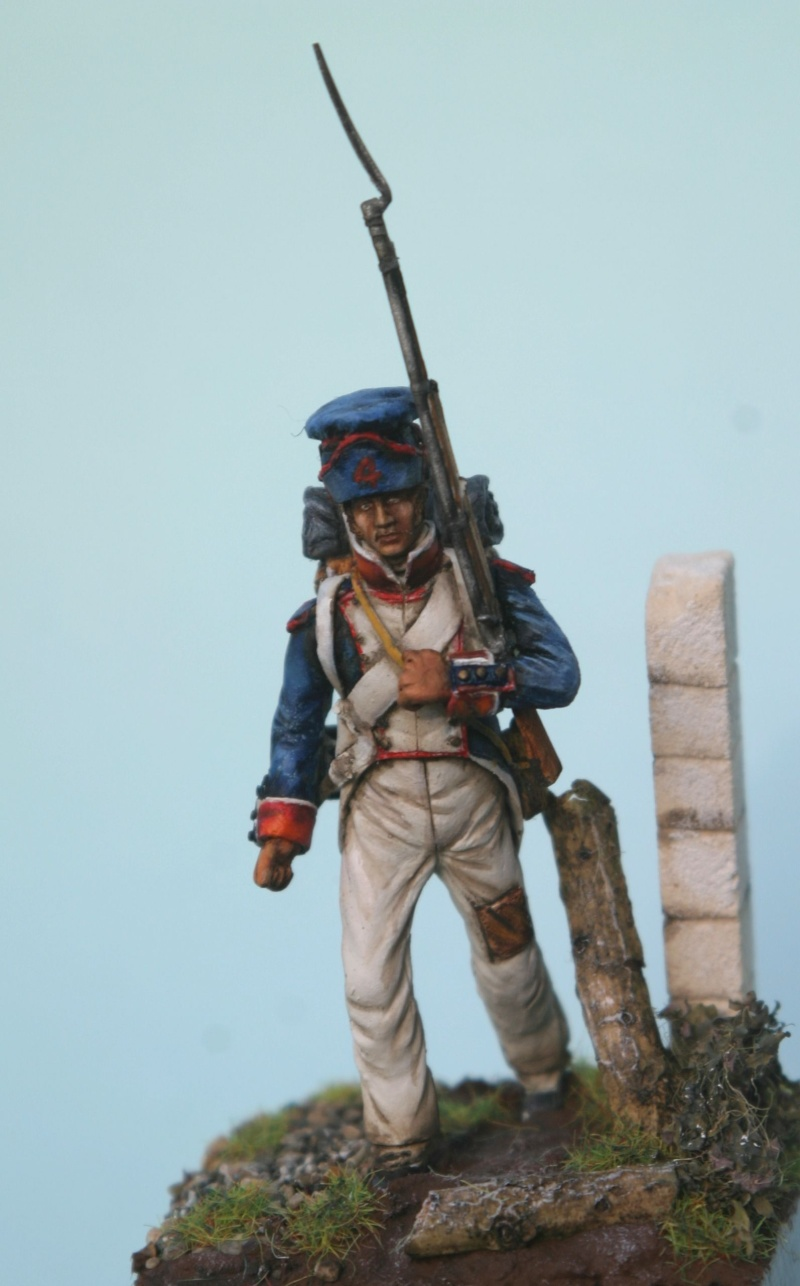 Fusilier du 4° de ligne à Ligny en 1815 Img_5413