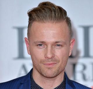 EXCLUSIVO: ' Esto desalienta ' Nicky Byrne de Westlife combate nervios de Competición de Eurovisión 04-312