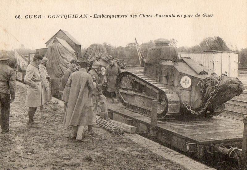 Theme de collection le  501 Regiment de char de combat  Cpa_em10
