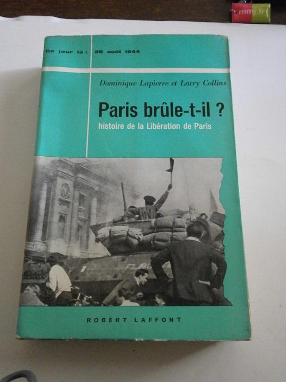Livre Paris brule t-il 25 Aout 1944 la liberation de paris Livre_32