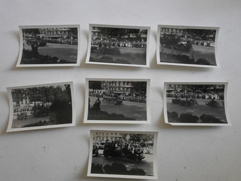 lot photos liberation paris datée 26 aout  et 29 sept 1944 Photo_14