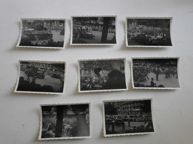 lot photos liberation paris datée 26 aout  et 29 sept 1944 Photo_17