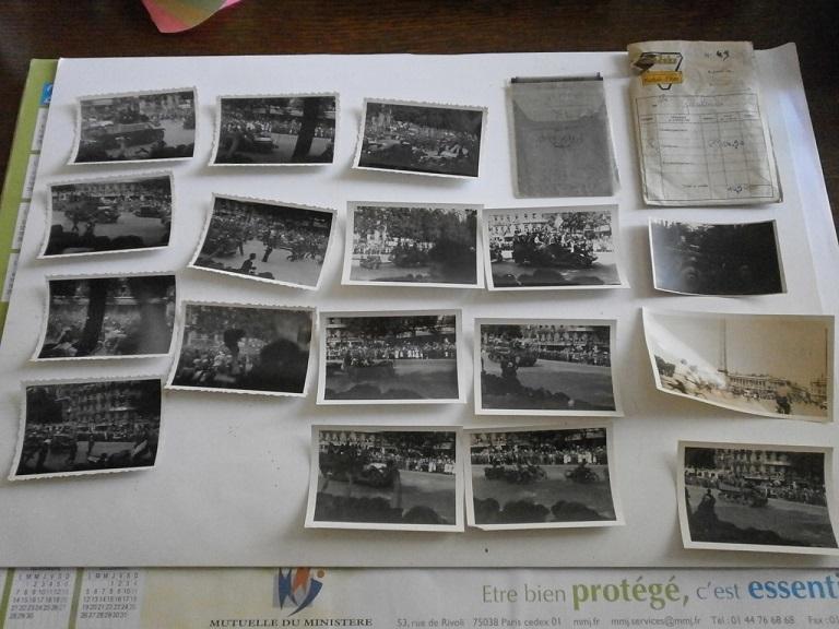 lot photos liberation paris datée 26 aout  et 29 sept 1944 Photo_18