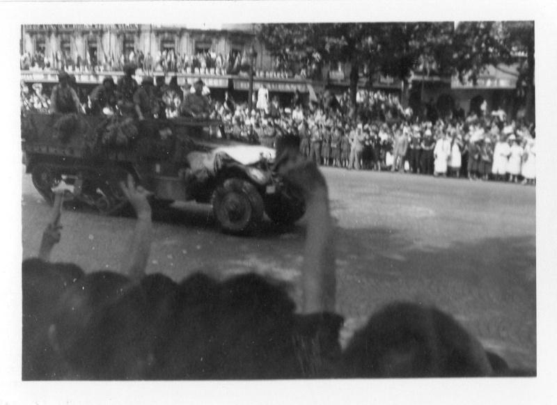lot photos liberation paris datée 26 aout  et 29 sept 1944 Photo_35