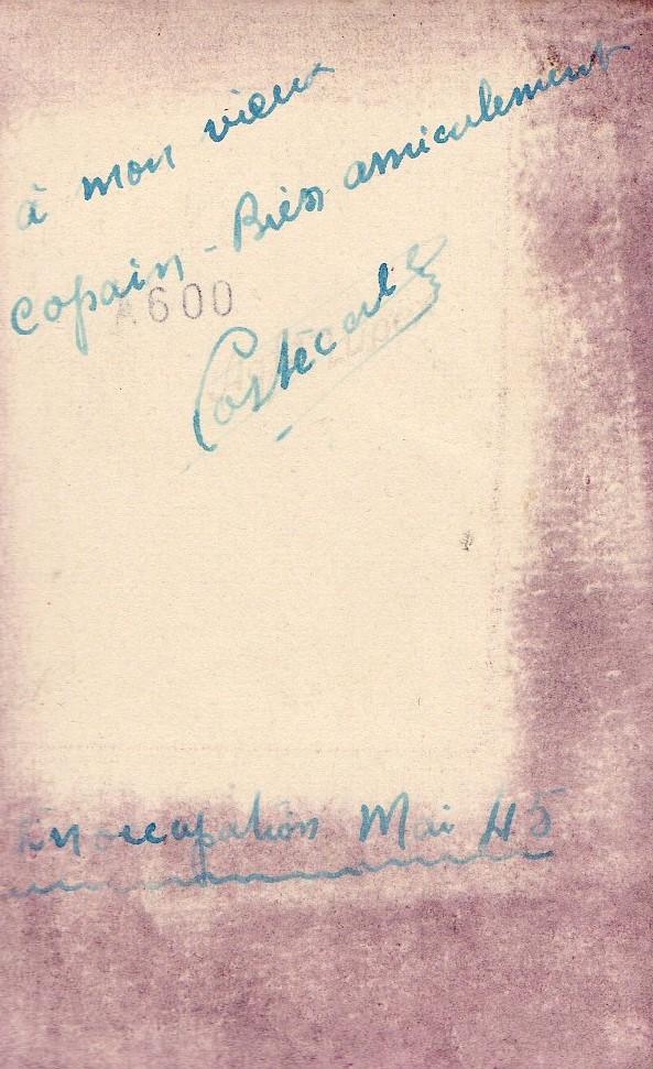 lot photos liberation paris datée 26 aout  et 29 sept 1944 Photo_43