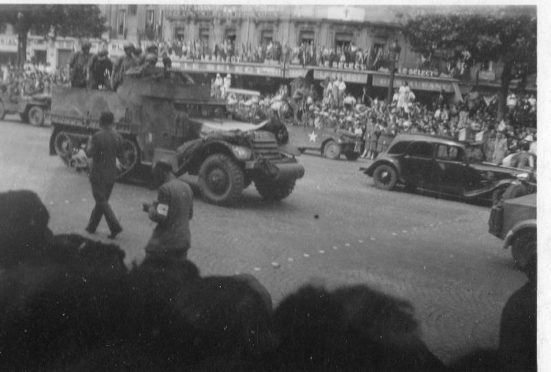 lot photos liberation paris datée 26 aout  et 29 sept 1944 Photo_46