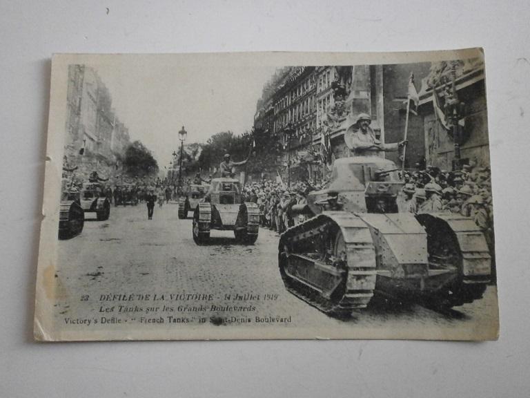 Theme de collection le  501 Regiment de char de combat  Z-cpa_10