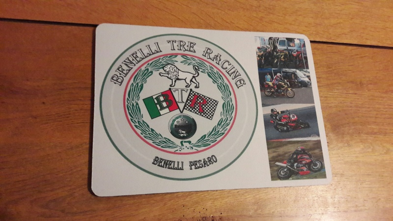 Association Benelli Tre Racing 20160317