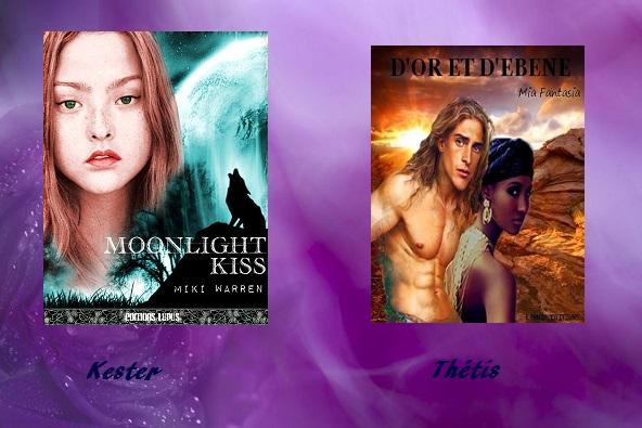 Votes du concours : Créez votre propre couverture de roman ! Votes410