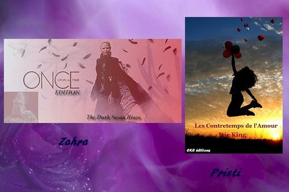 Votes du concours : Créez votre propre couverture de roman ! Votes610