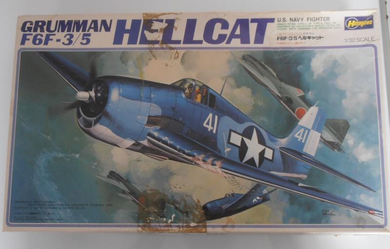 GRUMMAN F6F-5 Hellcat (Hasegawa 1/32eme) P3130210