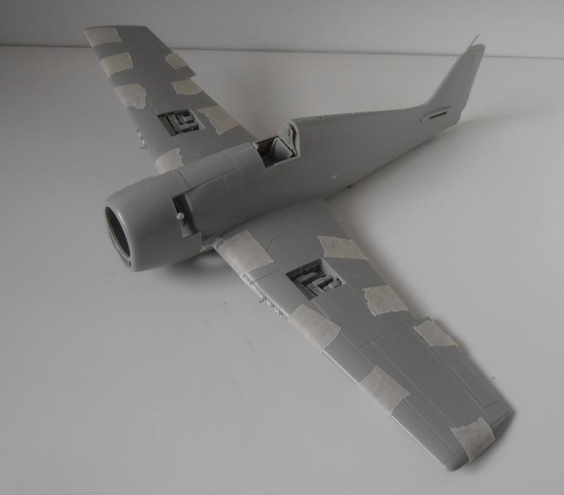 GRUMMAN F6F-5 Hellcat (Hasegawa 1/32eme) P3130211