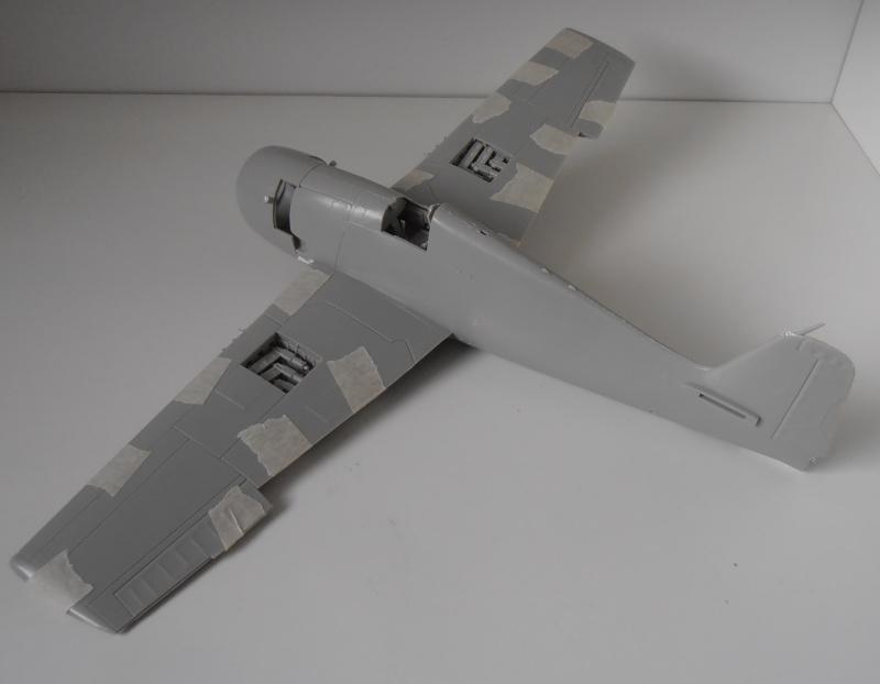 GRUMMAN F6F-5 Hellcat (Hasegawa 1/32eme) P3130212
