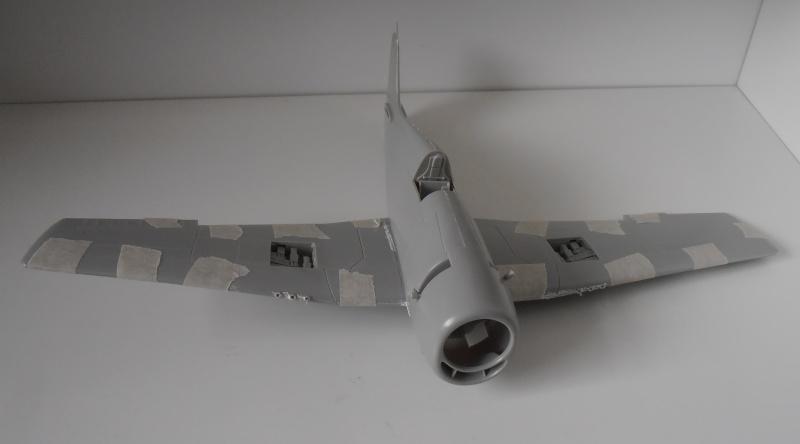 GRUMMAN F6F-5 Hellcat (Hasegawa 1/32eme) P3130213