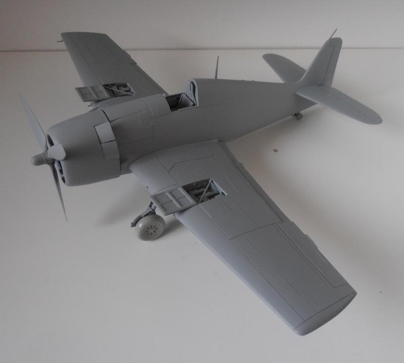 GRUMMAN F6F-5 Hellcat (Hasegawa 1/32eme) P3130214