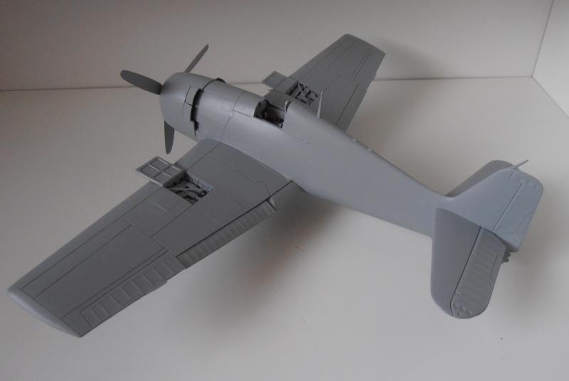 GRUMMAN F6F-5 Hellcat (Hasegawa 1/32eme) P3130215