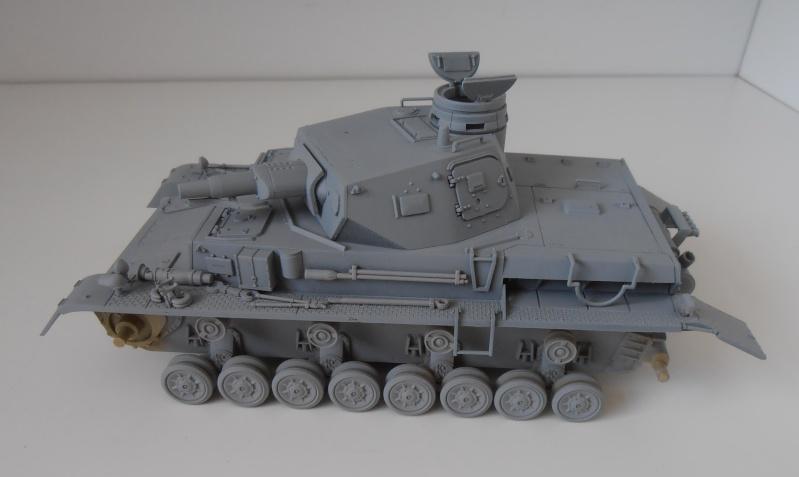 "Panzer IV Ausf D "" France 1940 "" ( Tamiya 1/35eme ) P3190211"