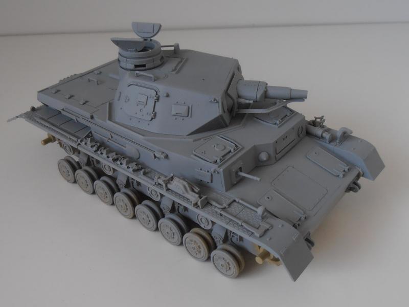 "Panzer IV Ausf D "" France 1940 "" ( Tamiya 1/35eme ) P3190212"