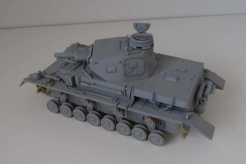 "Panzer IV Ausf D "" France 1940 "" ( Tamiya 1/35eme ) P3190213"