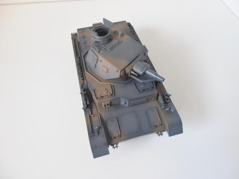 "Panzer IV Ausf D "" France 1940 "" ( Tamiya 1/35eme ) P3190217"