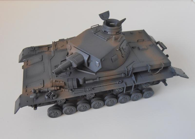 "Panzer IV Ausf D "" France 1940 "" ( Tamiya 1/35eme ) P3190219"