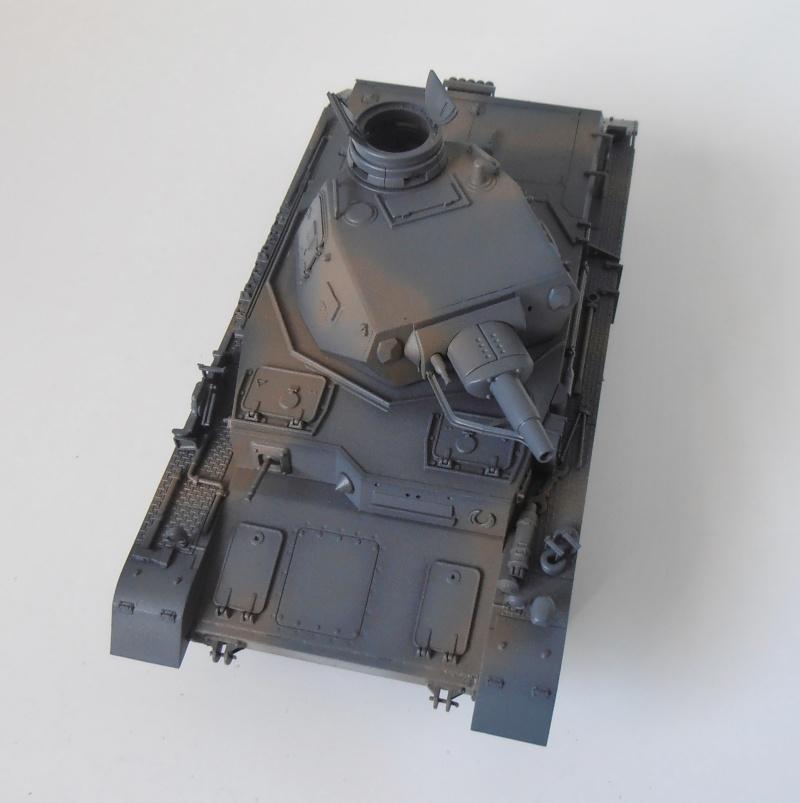 "Panzer IV Ausf D "" France 1940 "" ( Tamiya 1/35eme ) P3190220"