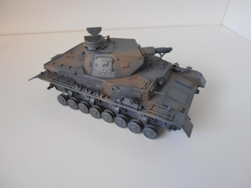 "Panzer IV Ausf D "" France 1940 "" ( Tamiya 1/35eme ) P3190222"