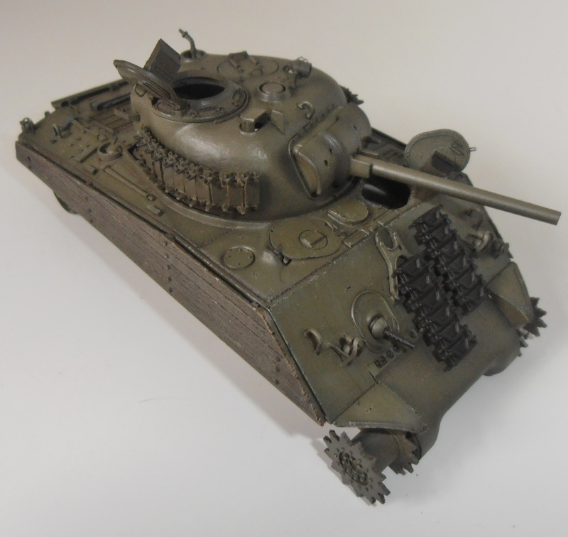 "Sherman M4A3 "" made in Pacifique "" ( Tamiya, Eduard, Neo Models au 1/35eme ) - Page 4 P3200310"