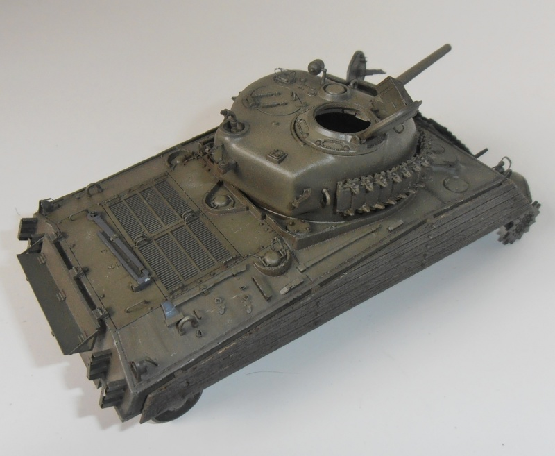 "Sherman M4A3 "" made in Pacifique "" ( Tamiya, Eduard, Neo Models au 1/35eme ) - Page 4 P3200311"