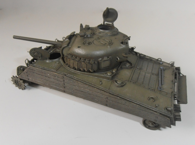 "Sherman M4A3 "" made in Pacifique "" ( Tamiya, Eduard, Neo Models au 1/35eme ) - Page 4 P3200314"