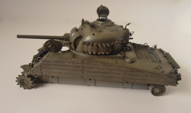 "Sherman M4A3 "" made in Pacifique "" ( Tamiya, Eduard, Neo Models au 1/35eme ) - Page 4 P3200315"