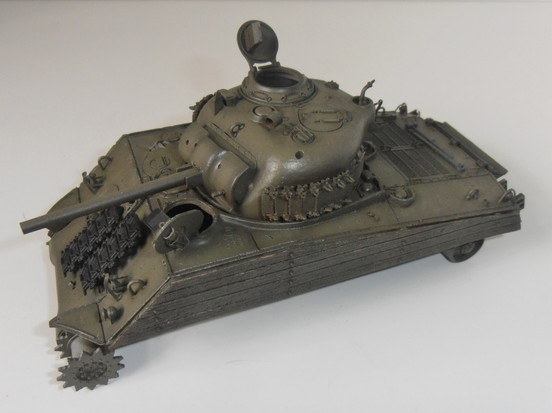"Sherman M4A3 "" made in Pacifique "" ( Tamiya, Eduard, Neo Models au 1/35eme ) - Page 4 P3200317"