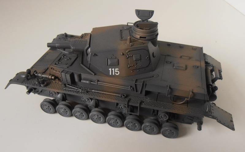 "Panzer IV Ausf D "" France 1940 "" ( Tamiya 1/35eme ) P3200320"
